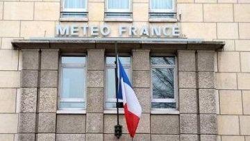 Главный офис Météo France