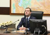 Д.Медведев в штабе Московского военного округа
