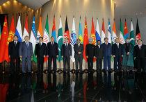 Саммит ШОС в Екатеринбурге. Второй день