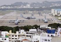 перенос авиабазы «Футэмма», расположенной на самой Окинаве, на мыс Хэноко