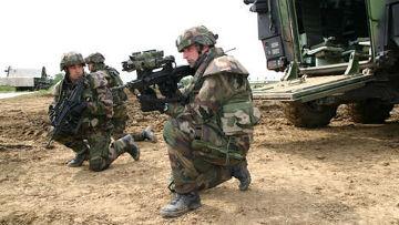 Новинки мирового рынка вооружений на выставке Eurosatory в Париже