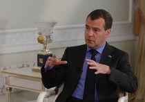 """Д.Медведев дал интервью газете """"Уолл Стрит Джорнал"""""""