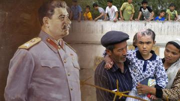 Киргизия: урожай Сталина