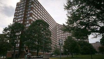 Дома, где жили арестованные по подозрению в шпионаже в пользу России