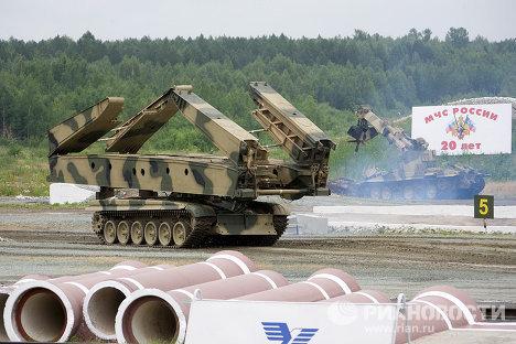 """VI Международная выставка """"Оборона и защита - 2010"""""""