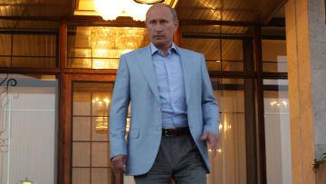Владимир Путин ответил на вопросы журналистов