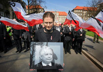 Единство поляков нарушено из-за планов похорон президента