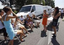 Франция депортирует сотни цыган-нелегалов