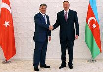 визит президента Турции Абдуллы Гюля в Баку