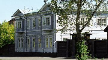 Дом-музей декабриста Сергея Григорьевича Волконского