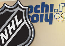 Россия заявляет, что игроки НХЛ поедут в Сочи