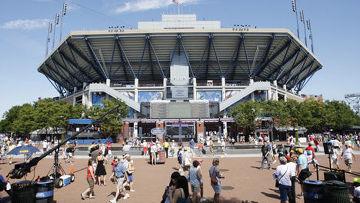 Стадион, на котором проходит открытый чемпионат сша по теннису