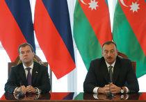Официальный визит Дмитрия Медведева в Азербайджан. 2-й день