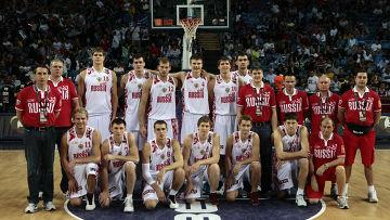 Баскетбол. ЧМ 2010. Мужчины. Матч Россия - Новая Зеландия