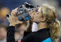 ким кляйстерс победила веру звонареву в финате U S Open