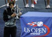 Рафаэль Надаль выиграл Открытый чемпионат США по теннису
