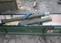 Арсенал грузинского оружия найден в Абхазии