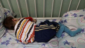 Детский дом-интернат для умственно отсталых детей
