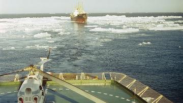 Транспортные суда на Северном морском пути