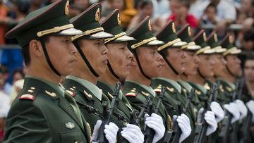 Китай создает собственную передовую армию