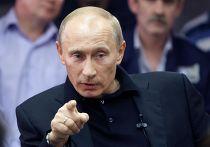 Рабочая поездка Владимира Путина в Красноярский край