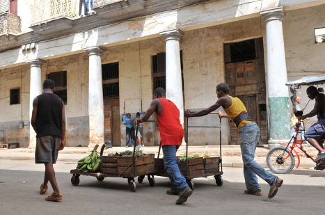 Куба и ее жители