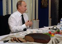 Встреча Дмитрия Медведева и Владимира Путина