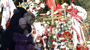 мемориал в Катыни годовщина авиакатастрофы