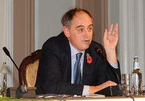 Журналист The Economist Эдвард Лукас