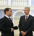 Д.Медведев предложил кандидатуру С.Собянина на пост мэра Москвы