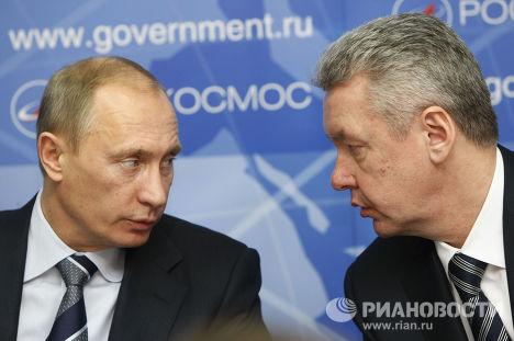 В.Путин провел совещание по космическим технологиям