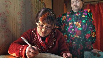 Проведение переписи населени в труднодоступных поселках п/о Ямал