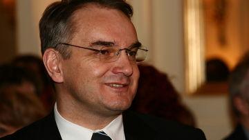 Министр экономики Польши Вальдемар Павляк