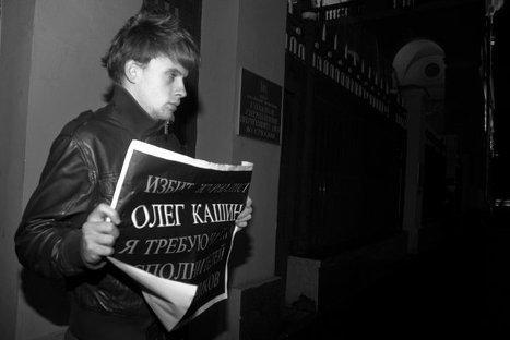 журналист The New Times Илья Барабанов