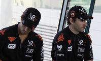 Пресс-конференция Николая Фоменко и команды Virgin racing