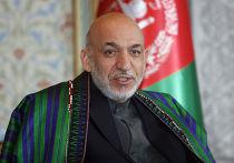 афганский президент Хамид Карзай