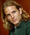 26-летний Андреа Казираги - внук Грейс Келли, старший из троих детей Принцессы Монако Каролины и ее второго мужа Стефано Казираги