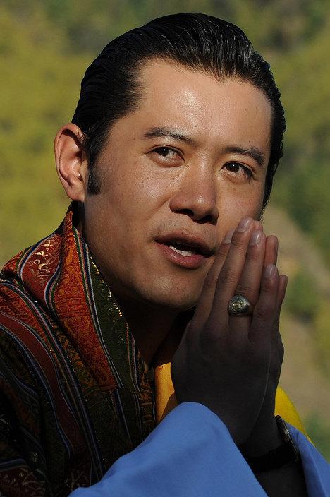 король Бутана Джигме Кхесар Намгьял Вангчук