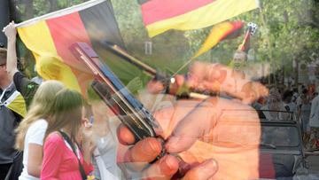 германия мобильная связь