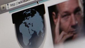Основатель WikiLeaks Джулиан Ассанж и его сайт