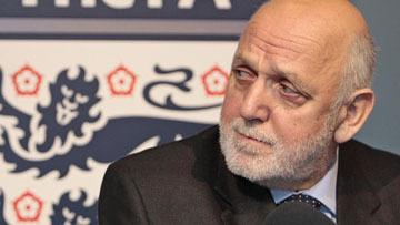 член исполнительного комитета ФИФА от Англии Джефф Томпсон