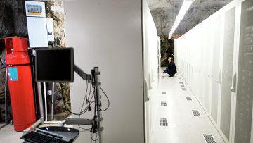 Бункер, где хранятся файлы Wikileaks дата-центр Pionen