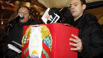 предстоящие президентские выборы в Белоруссии, которые назначены на 19 декабря