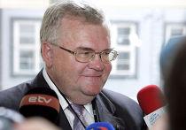 лидер Центристской партии эстонии  Эдгар Сависаар