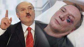 Александр Лукашенко и Кандидат в президенты Владимир Некляев