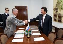 Встреча Игоря Сечина с Тони Хейвордом