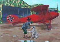 самолет Richthoffen