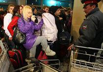 """Усиление мер безопасности в аэропорту """"Домодедово"""""""