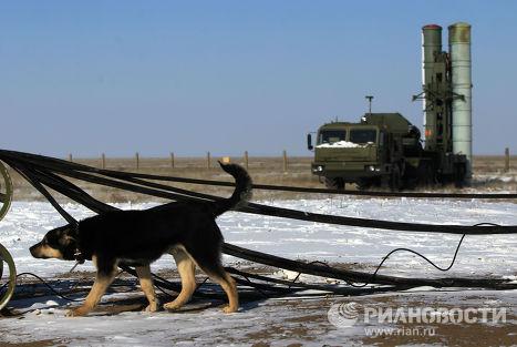 """Подготовка к передаче системы С-400 """"Триумф"""" на вооружение армии"""