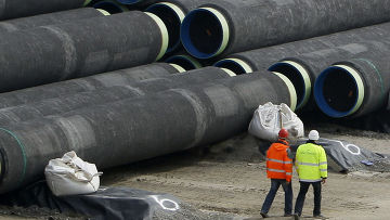 """Трубы для начала строительства газопровода """"Северный поток"""""""